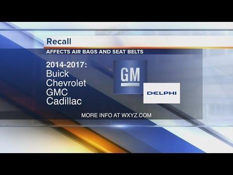 Massive GM recall