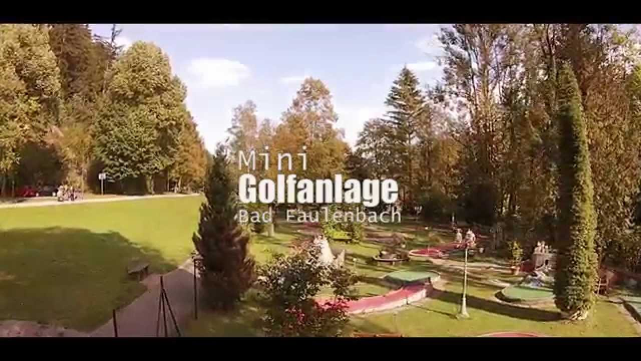 Minigolf-Anlage Bad Faulenbach - YouTube