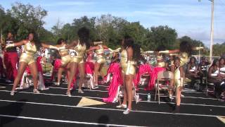 Raines High - Power Trip 2013-2014 : Raines & Ribault classic