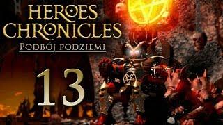 ZATRUTE JEZIORO [#13] Heroes Chronicles: Podbój Podziemi