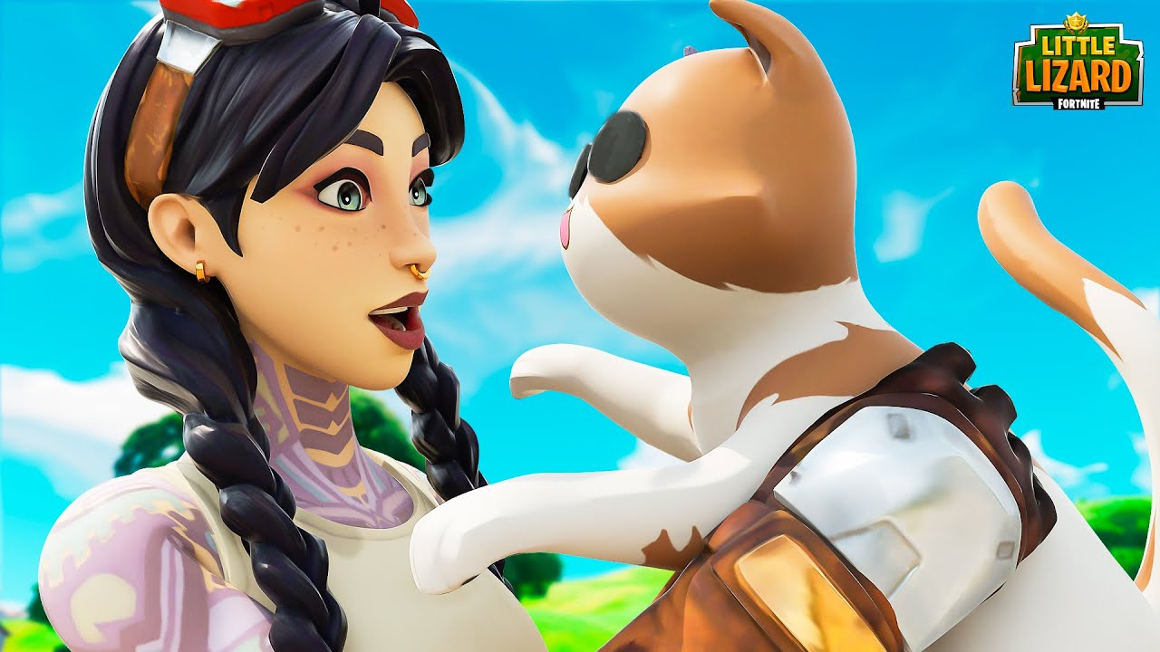 KIT'S MOM IS ALIVE!!! - Fortnite Season 3
