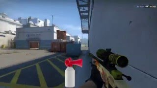 Turn Down for What - MLG Airhorn Remix - CS GO