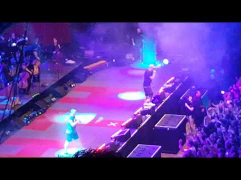 HILLTOP HOODS -NOSE BLEED SECTION  (Live Re-Strung Tour Adelaide 2016)