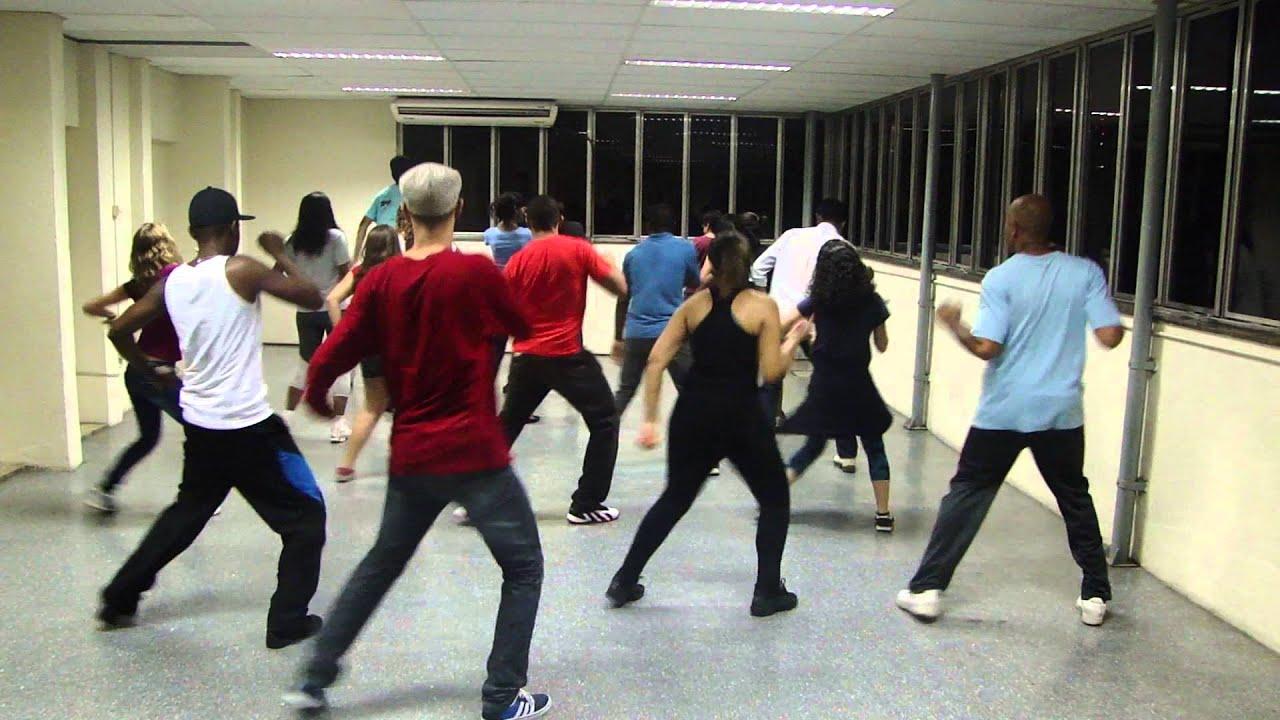 Dança Charme - Coreografia de Marcus Azevedo (MC Lyte - Cravin)