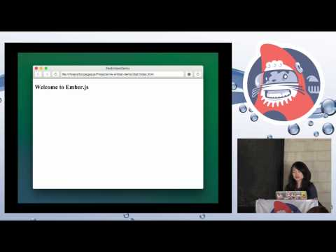 Wicked Good Ember 2015 - Build Better Desktop Apps with Ember by Estelle DeBlois