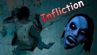 НАЙТИ ОБРЫВКИ ФОТОГРАФИИ ЛЮСИ! Игра как фильм ужасов! Infliction #4