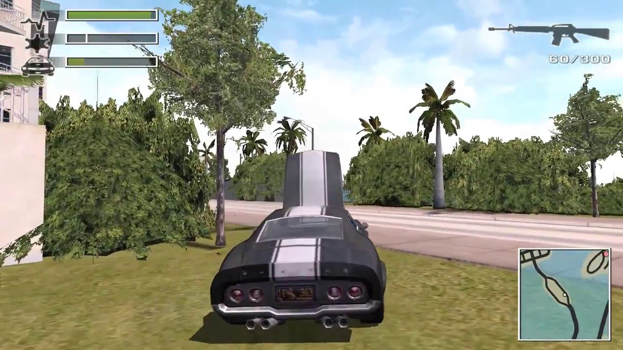 HOW BIG IS THE MAP In Driver 3? Drive Across The Map Of