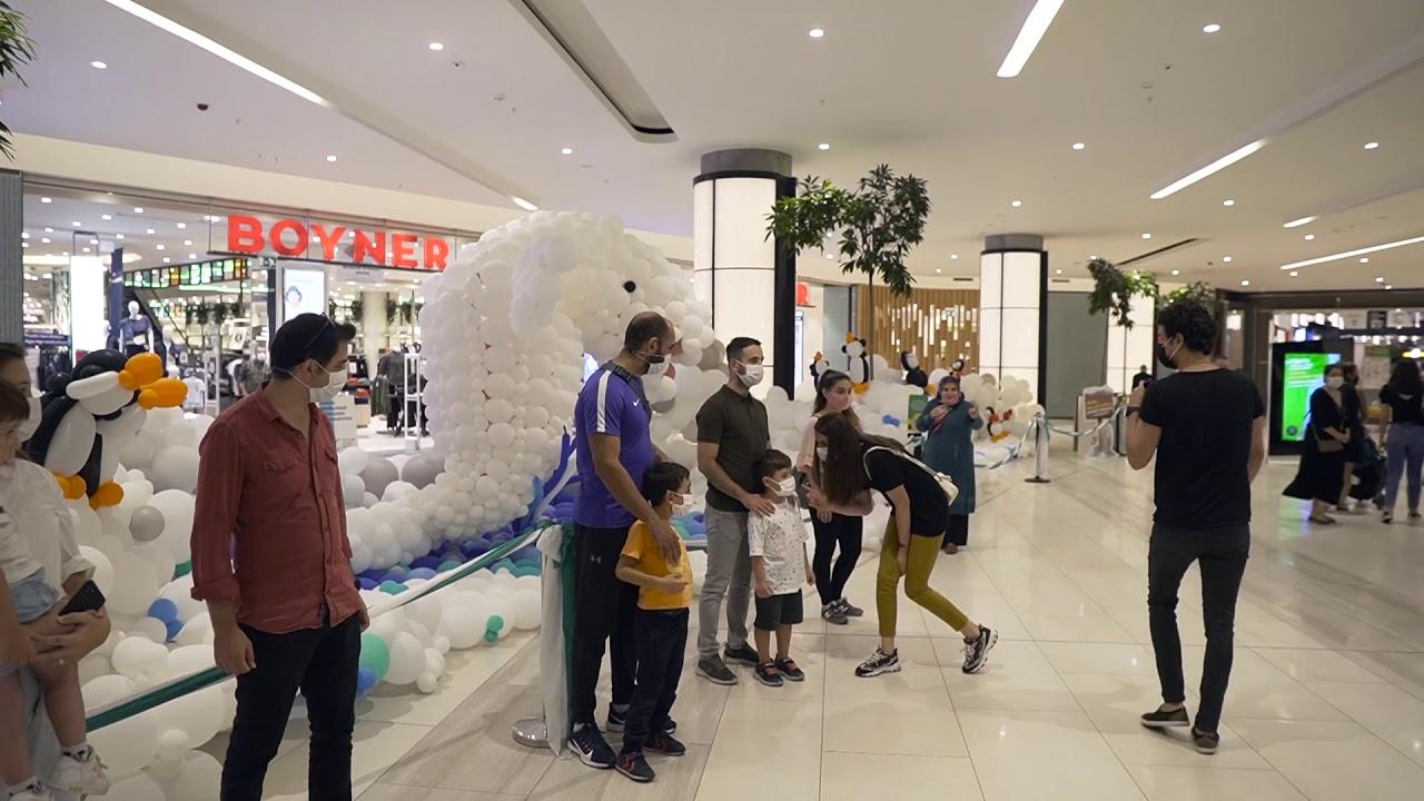 Dünyaca Ünlü Balon Müzesi 'Animal Balloon World'de Yarışma Heyecanı!