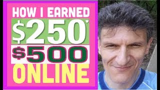 How to earn money online from home in 2019(SIMPLE WAY)How to make money online[TESTIMONIALS]
