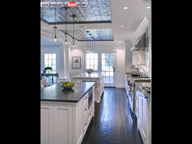 Ideen Für Küchenarbeitsplatten Aus Granit Boden Holz - YouTube