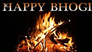 Happy Bhogi 2019