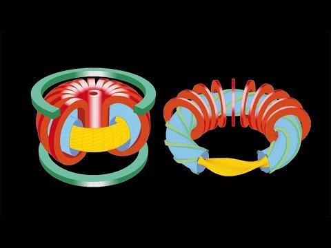 Nuclear Fusion - Tokamak VS Stellarator