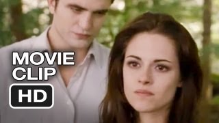 Twilight: Breaking Dawn - Part 2 Movie CLIP - Keep Your Distance (2012) - Kristin Stewart Movie HD
