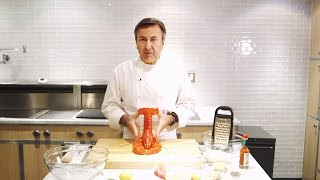 Daniel Boulud's Three Ways to Make a Lobster Roll