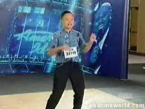 William Hung - American Idol 'She Bangs'
