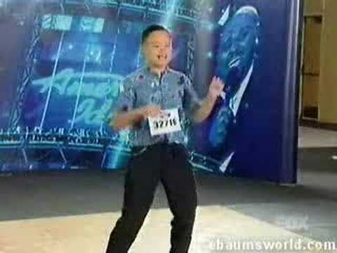 William Hung - American Idol 'She Bangs'