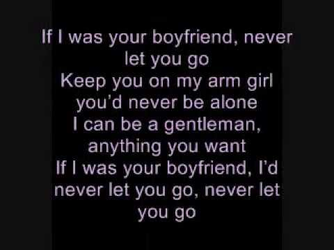 If you want to be my boyfriend lyrics