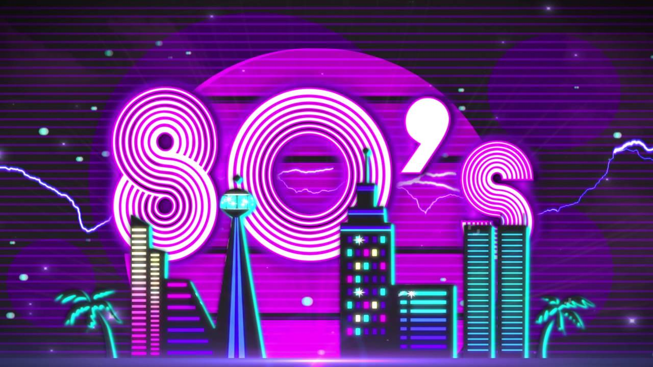 80 S V2 Animated Wallpaper Hd Background Animation Gfx 1080p