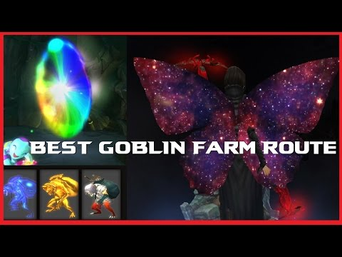 Best Goblin Farm Route (route in description) in Diablo 3