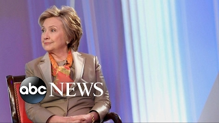 Hillary Clinton breaks her silence on what led to her devastating loss