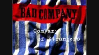 Bad Company - Company of Strangers with Lyrics