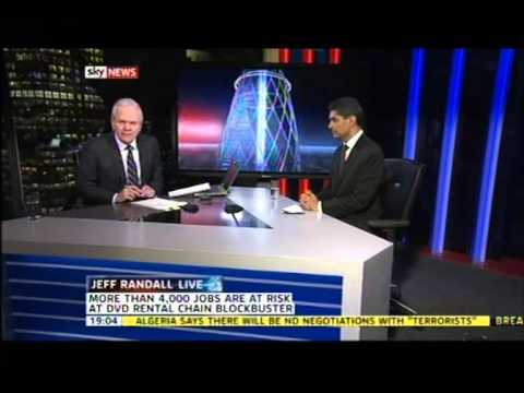 Blockbuster UK goes into administration