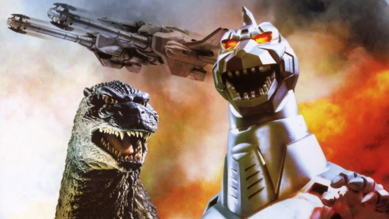 Godzilla Vs MechaGodzilla 2 Vinyl Model kits Part 2 Building Godzilla