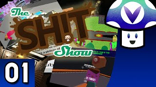 [Vinesauce] Vinny - The Shit Show (part 1)