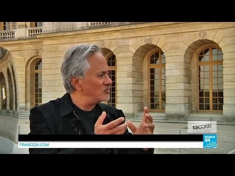 Anish Kapoor: Bringing artistic chaos to the order of Versailles