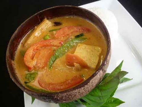 Thai red curry recipe thai cuisine youtube - Thailand cuisine recipes ...