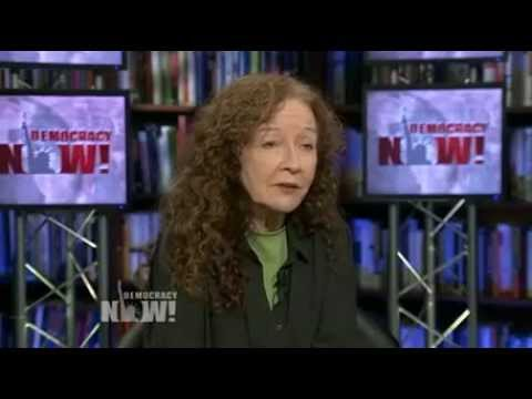 Peace Activist Kathy Kelly Heads to Prison for Protesting U.S. Drone War