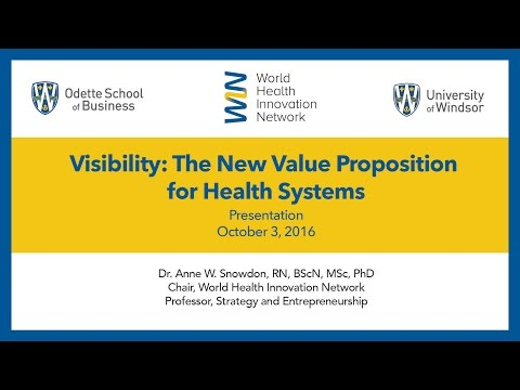 Visibility: The New Value Proposition for Health Systems