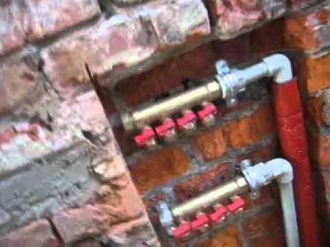 видео: Отопление дома полипропиленовыми трубами