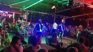 Robots dancing in turkey