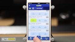 mybet Sportwetten App im Test
