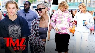 Bieber & Baldwin Talk Prenup! | TMZ TV