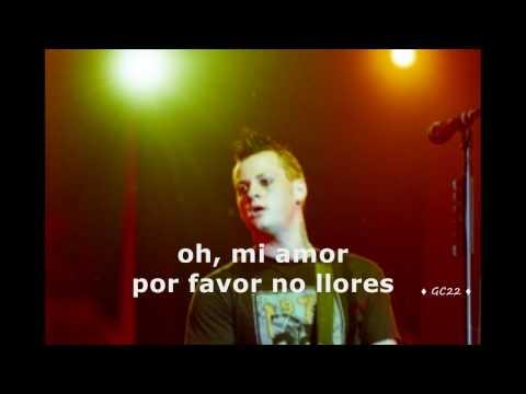 Good Charlotte - My Bloody Valentine - Español HD - Sesión Fotográfica