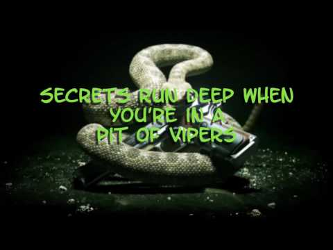 Simon Curtis ~ Pit of Vipers(Lyrics) [FullHD]