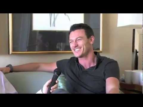 LUKE EVANS - WHAT MAKES HIM PERFECT