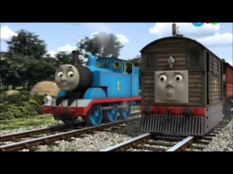 Thomas and friends. Well Done Toby. 13 season. 11 series