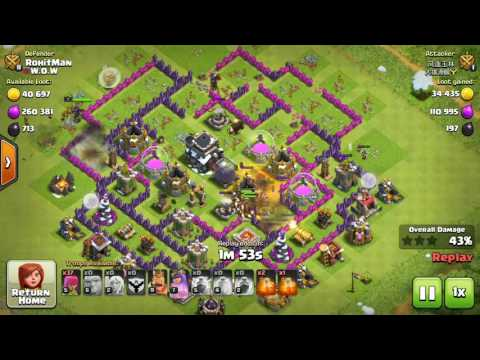Clash Of Clans - Worst Defense or Best Attack ???