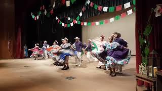 2019 Ballet Folklorico Spring Performance