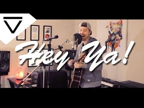 Outkast - Hey Ya! (Acoustic Loop Cover)