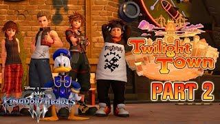 Kingdom Hearts III Full Movie Part 2 Japanese Voice English Text