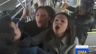 3 Black Students Face Charges After Alleged Racial Bus Fight