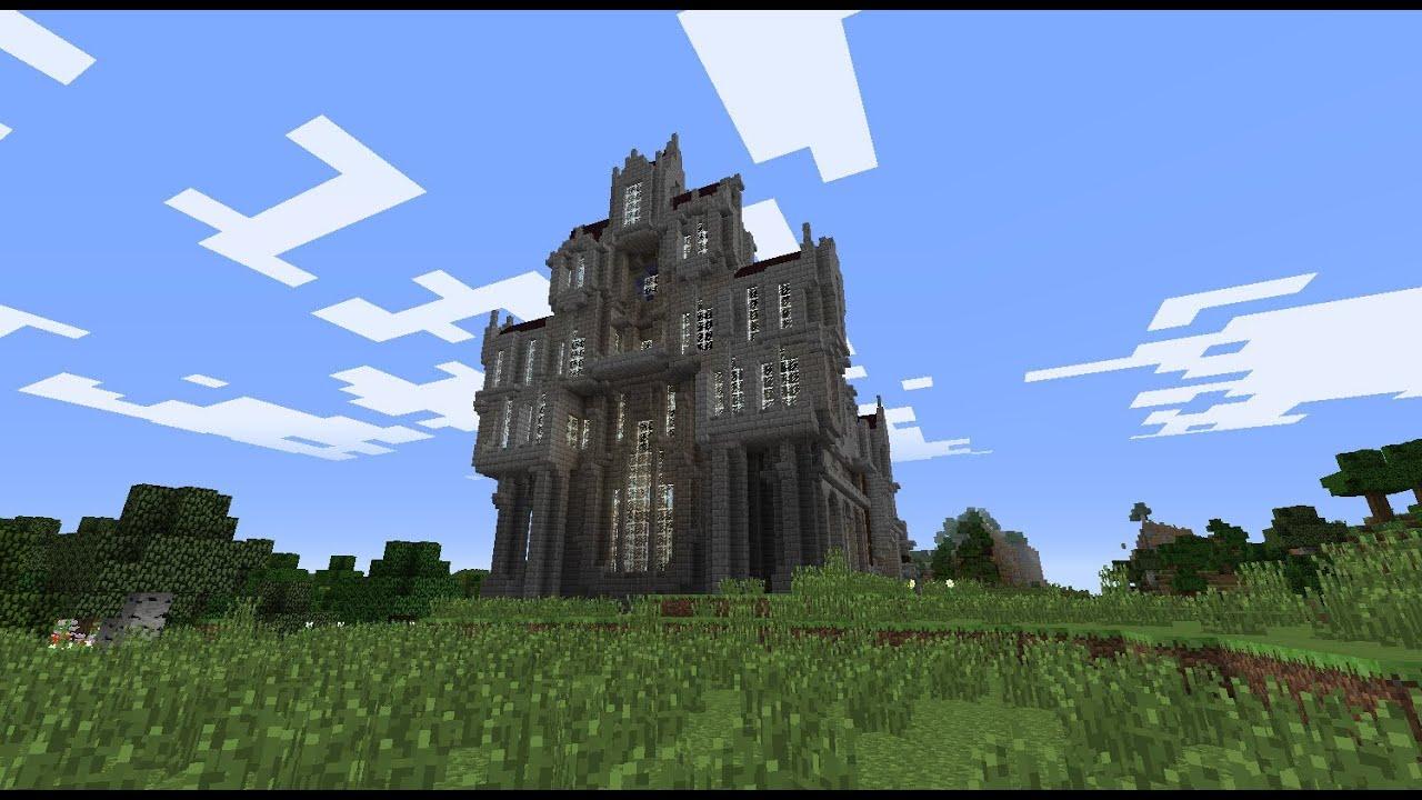 Minecraft Stone Castles