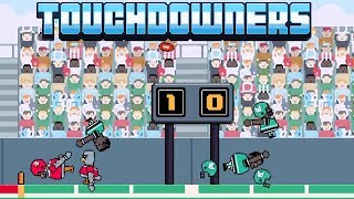 Touchdowners - Colin Lane Games AB Walkthrough