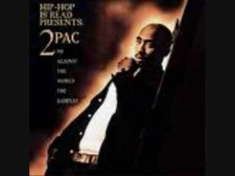 Tupac- It Aint Easy (w/ lyrics)