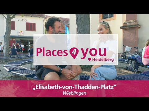 "Heidelberg Places4you: ""Elisabeth-von-Thadden-Platz"""