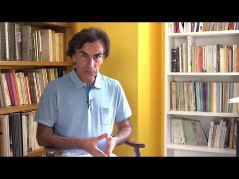 Interview Gino Sandri (extrait) - L'arrivée de Pierre Plantard à Rennes-le-château